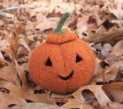 10 Knit Pumpkin Patterns | AllFreeKnitting.com