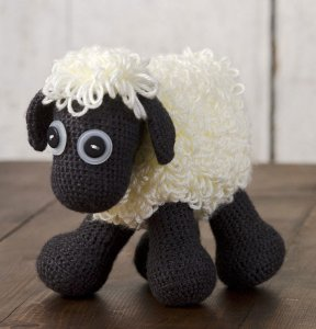 Baby Soft Sheep Toy