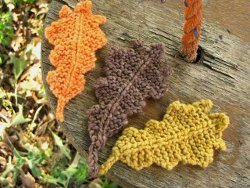 8 Thanksgiving Knit Craft Projects