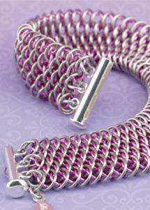 47 Free Chain Maille Jewelry Patterns AllFreeJewelryMakingcom