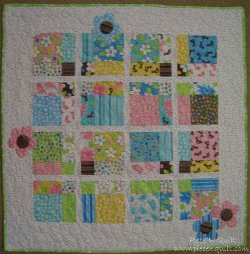 Magic Baby Birdie Quilt