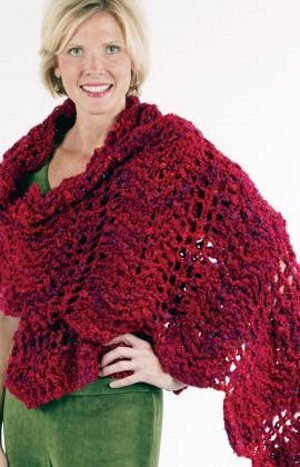 29 Free Shawl Knitting Patterns | FaveCrafts.com