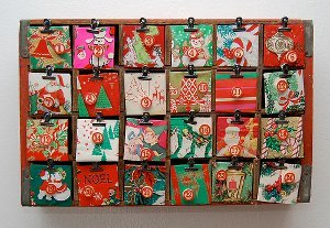 Crafty Coca Cola Advent Calendar