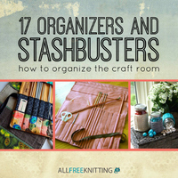 17 Organizers and Stashbusters: How to Organize the Craft Room