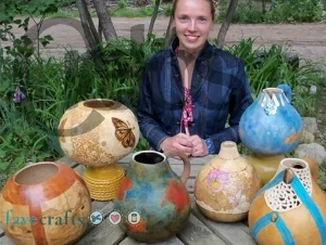 How To Clean Gourds For Crafts Favecrafts Com