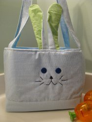Bunny Whiskers Tote