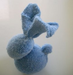 Mini Sock Drawer Bunny