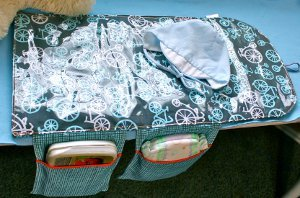 Travel Diaper Changing Pad Pattern