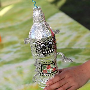 Robbie The Recycled Robot Favecrafts Com