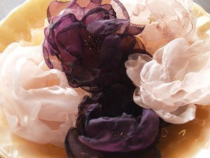 Outstanding Organza Flowers