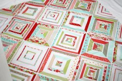 Ruby Strings Quilt