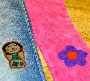 Design Dazzling Appliques and Patches