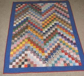 The Incredible Scrappy Bargello