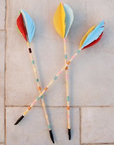 Fine Fletched Arrows