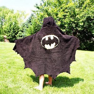 Dark Knight Bathman Towel