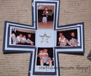 Father's Day Photo Box