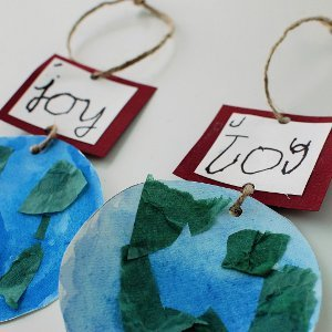 Joy to the World Ornaments