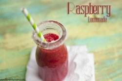 Copycat Cheesecake Factory Raspberry Lemonade