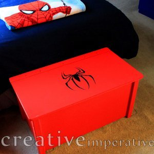 Amazing Spider-Man Trunk