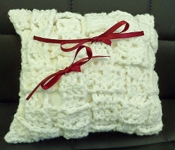 Ring Bearer Pillow AllFreeCrochetcom