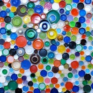 Bottle Cap Mosaic Allfreekidscrafts Com