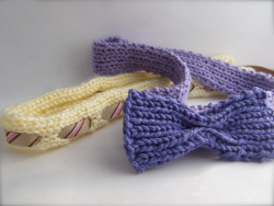Bow and Ribbon Headbands