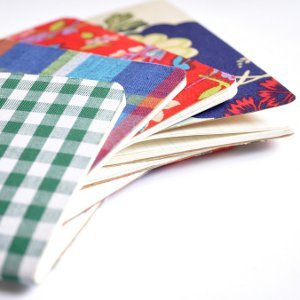 Arts And Crafts For Tweens Fabric Covered Notebooks