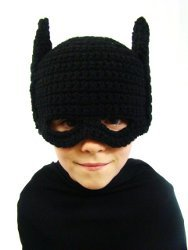 Kids batman hat allfreecrochet superhero with this kids batman hat they will love this homemade hat and will spend hours playing with it make this crochet pattern for halloween or dt1010fo