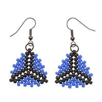 Pixelated Earrings