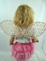 Toddler Angel Wings