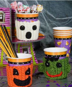 Trio of Halloween Cozies
