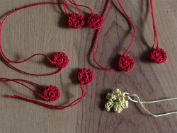 Mini Crochet Ornaments and Stars