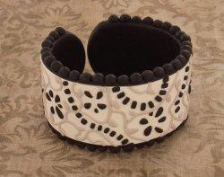 Polymer clay jewelry tutorials.