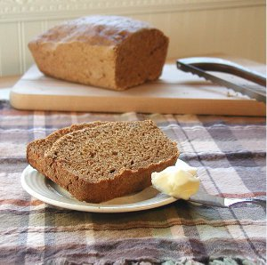 Fresh and Sweet Slow Cooker Wheat Bread