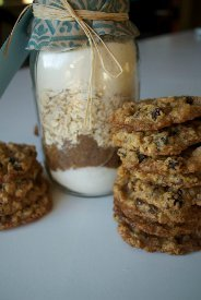 Old-Fashioned Oatmeal Raisin Cookie Mix