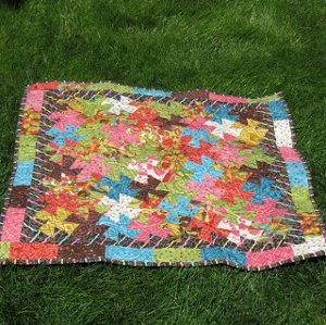 Lil' Twister Quilt