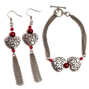 Brighton Style Jewelry Set