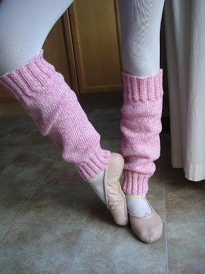 Easy Peasy Ballerina Leg Warmers Allfreeknitting