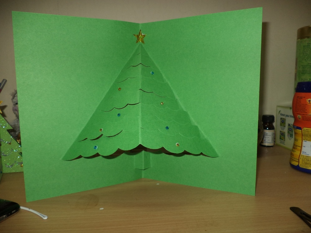 Clay Christmas Tree Ornaments