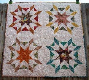 Starburst Quilt | FaveQuilts.com : starburst quilt - Adamdwight.com