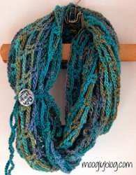 26 crochet infinity scarf patterns allfreecrochet artfully simple infinity scarf dt1010fo