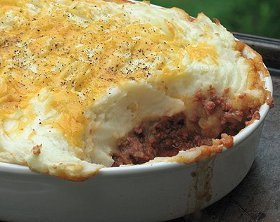 Shepherd's Hamburger Pie