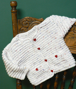 How To Make A Crochet Baby Sweater 6 Free Pattern Ideas