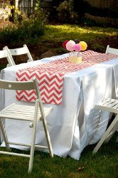 Mitered Table Runner