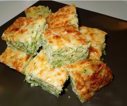 Broccoli Cheese Cornbread Casserole