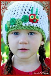 The Very Hungry Caterpillar Hat