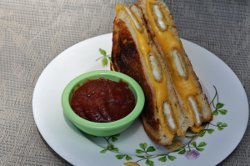 Denny's Fried Cheese Melt Copycat Recipe