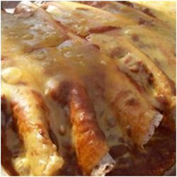 Chili Dog Slow Cooker Casserole