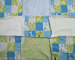 Magical Flannel Rag Baby Quilt Tutorial Favequilts Com