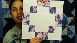 How to Make an Autograph Quilt Block